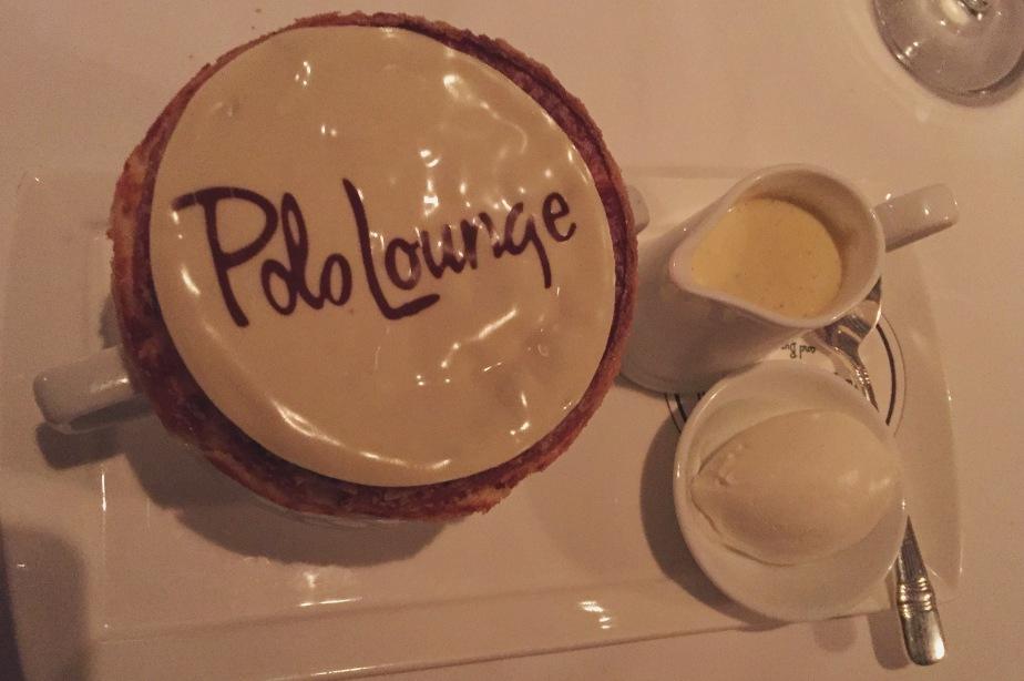The Polo Lounge @ Beverly HillsHotel