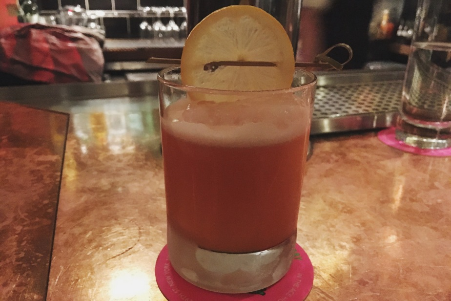 The Best Cocktail I've had inNYC